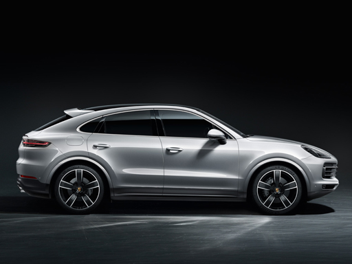 Shaped by performance. The new Cayenne S Coupé.