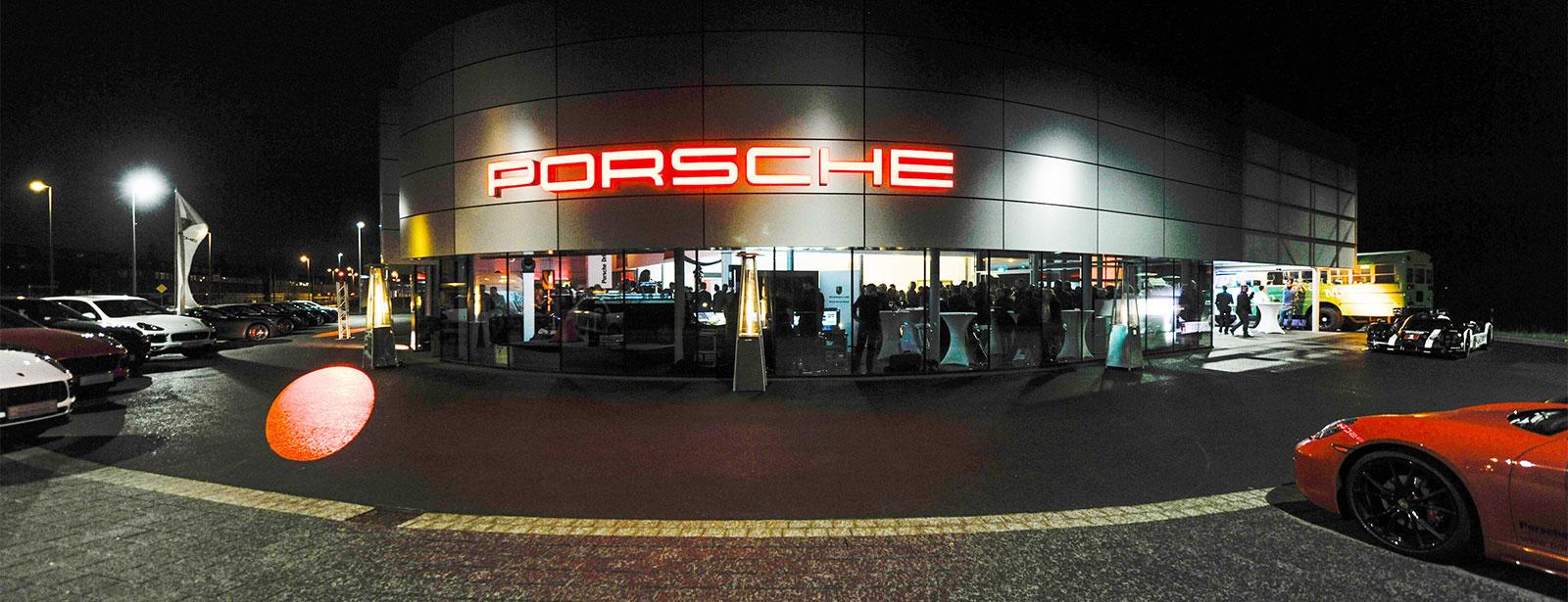 Porsche Centre Rostock
